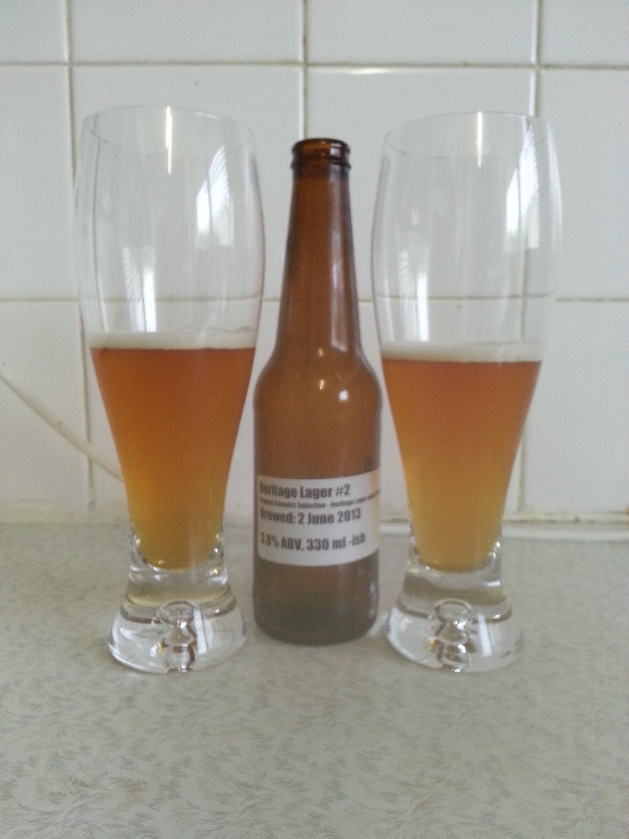 how to make home brew beer