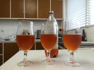 Not beer amber