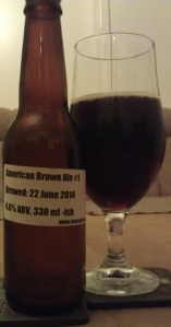 American Brown Ale 1