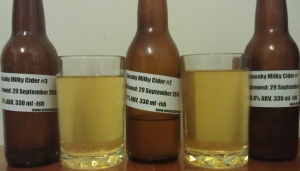 Sneaky Milky Cider 1-3