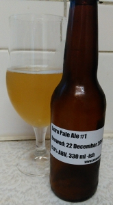Extra Pale Ale 1 for review
