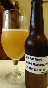 Extra Pale Ale 2 for review